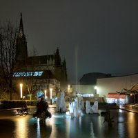 Фонтаны Яна Тингле в Базеле :: Sergej Lopatin