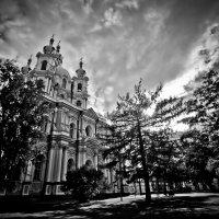 Смольный собор.. :: Денис Индиго