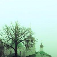 Церковь на холме. :: Регина М