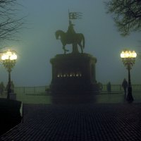 В тумане... :: Регина М