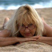 Море, песок.. :: ФотоЛюбка *