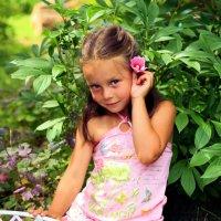 Маленькая принцесса :: Анна Кузнецова
