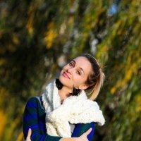 Теплая осень :: Светлана Кошеленко