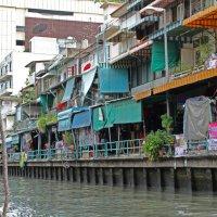 Бангкок, изнанка Бангкока :: Владимир Шибинский