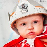 Маленький рыцарь :: Елена Кудинова