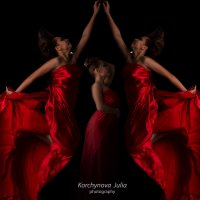 Танец :: Юлиана Коршунова
