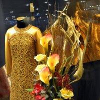 Одно из концертных платьев Надежды Кадышевой :: Борис Русаков