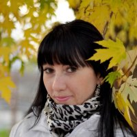 Осенняя заколка.. :: Андрей Самуйлов