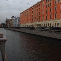 На канале Грибоедова :: Михаил Лесин