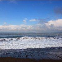 О море :: Виолетта