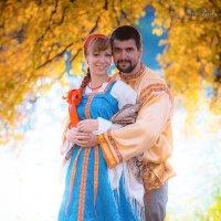 Немного сказки (свадебное) :: Андрей Волхв