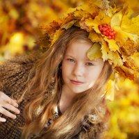 Золотая... :: Марина Лялюк