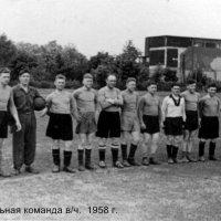 Футбольная команда воинской части. :: Александр Захаренко