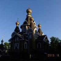 Храм :: Роман Архипов