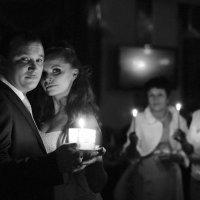 свеча :: Павел Сазонов