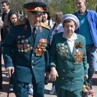 Боевые товарищи, фронтовая семья :: Константин Жирнов