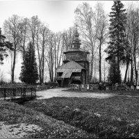 Никольское кладбище. :: Олег Каплун