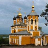 Николо-Набережная церковь в г. Муроме Владимирская обл. :: Victor Klyuchev