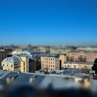 Питерские крыши :: Евгений Киреев