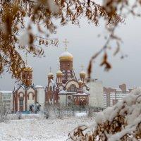 Первый снег. :: олег воробьев