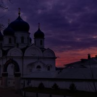 Боголюбский женский монастырь :: Владимир Новиков
