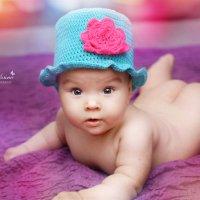 Малышка Ева :: Мария Колина