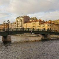 Санкт-Петербург, Английский мост. :: Александр Дроздов