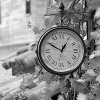 старые часы :: Юрий Никульников