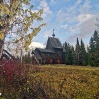 Осень. Россия. Север :: Николай
