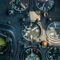 Панель приборов вертолета....всё просто и понятно) :: Дмитрий Марков