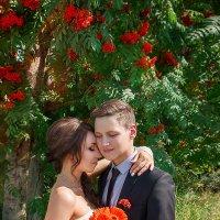Алена и Андрей :: Юля Ларина