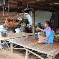 Северо-восточный Таиланд. У колыбели :: Владимир Шибинский