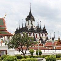 Бангкок. Железный храм :: Владимир Шибинский