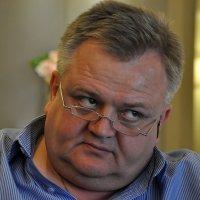 серьезный взгляд серьезного мужчины :: Богдан Вовк