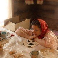 Юная мастерица :: Татьяна Копосова