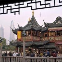 Шанхай. Чайный дом. :: Андрей Фиронов