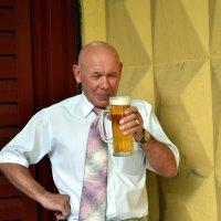 Ну что, пивка для рывка? :: Борис Русаков