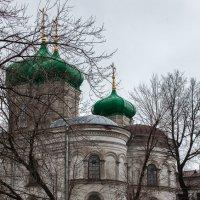 Н.Новгород. Церковь в честь Вознесения Господня. :: Максим Баранцев