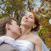 Свадебный день 11 октября 2013 :: Ольга Давыдова