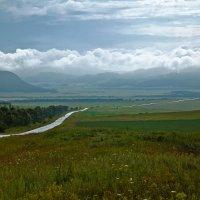 дороги Хакасии :: зоя полянская