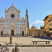 Флоренция.Церковь Санта Кроче. :: ирина )))