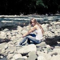 Адыгея, р. Белая :: Katerina Andrievskaya