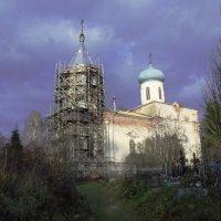 Храм Святого Праведного Иова Многострадального г.Тихвин :: Сергей Кочнев