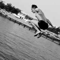 Прыжок в воду :: Василя Закирзянова