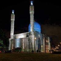 Санкт-Петербургская соборная мечеть :: Ростислав Бычков