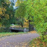...еще один мостик :: Надежда Егорова