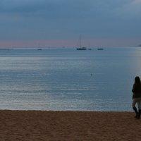 Здесь начинается море. :: Medov Medov