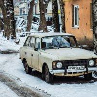 Мечта советского автолюбителя :: Roman Rez