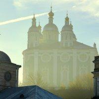 Церкви - купола... :: Игорь