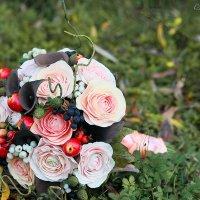 букет невесты :: Юля Ларина
